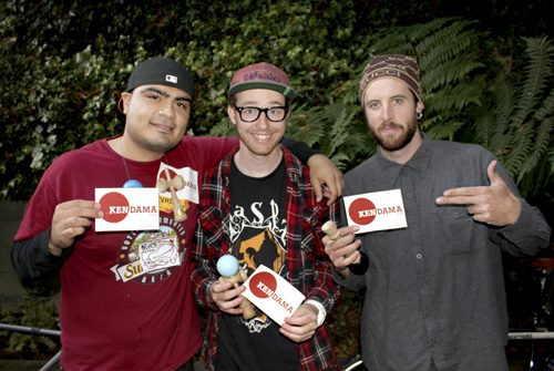 SF Kendama Battle Winners