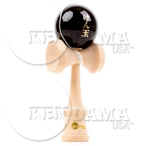 Specialty Tribute Kanji Dama Black with gold 03