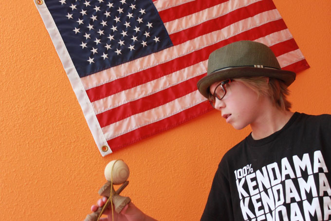 Logan Tosta - Kendama USA - Tribe Team