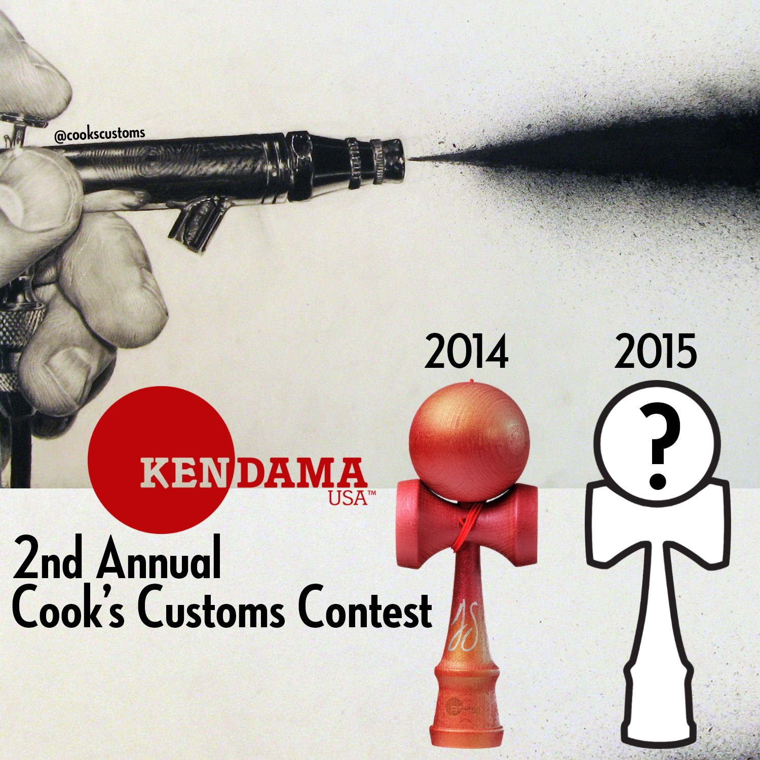 2nd Annual Cook's Customs Contest 2015