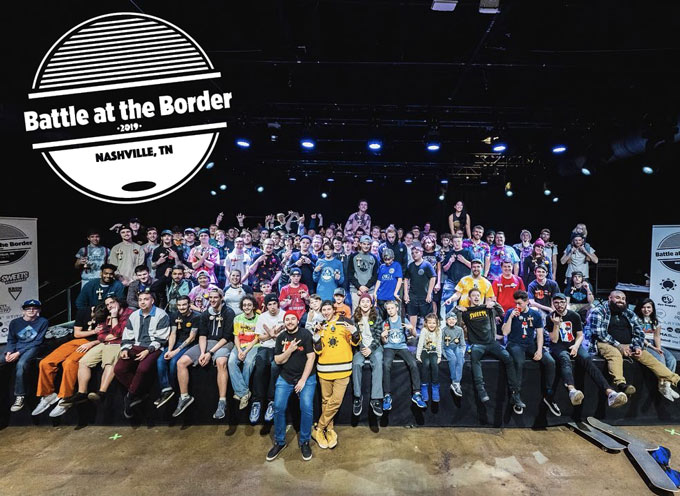 Battle at the Border Kendama Tournament 2019 - Rocketown, TN USA