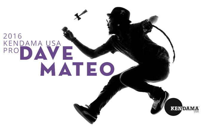 Dave Mateo Turns Pro for Kendama USA