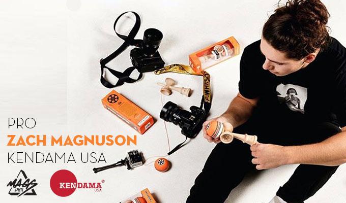 Zach Magnuson Kendama USA Pro