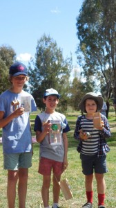Mansfield Kendama Jam Beginner Winners