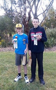 Mansfield Kendama Jam Open Division Winners