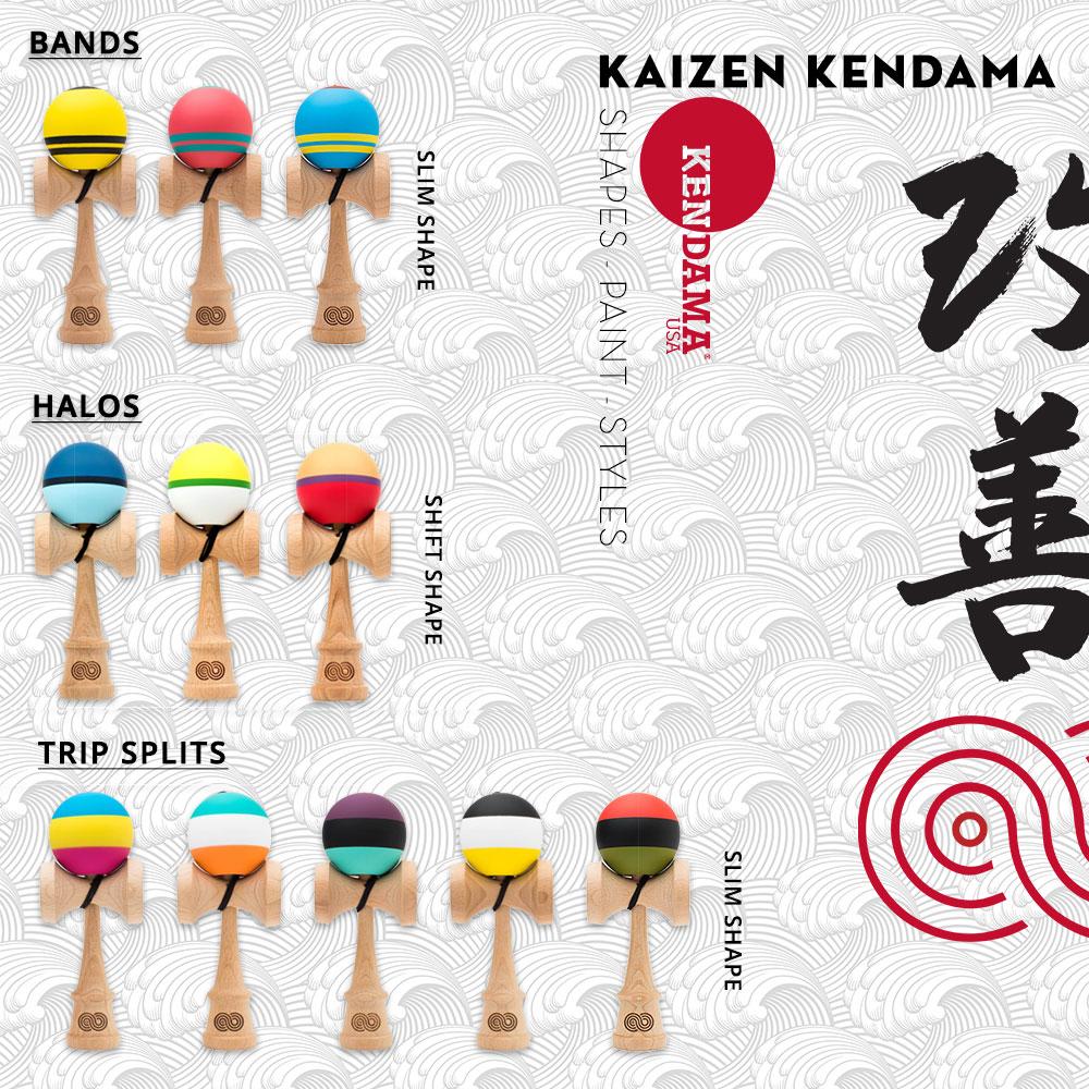 2018 Kaizen Kendamas Batch 1