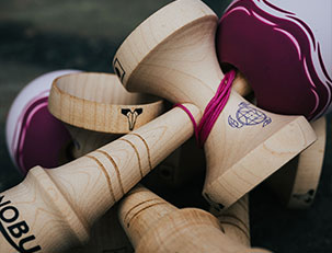 Nobu Nori Pro Model Kendama USA