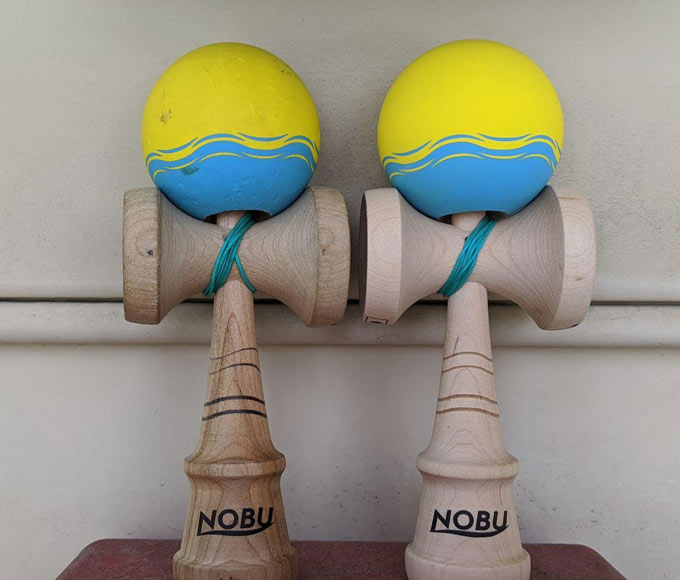 Nobu Nori Pro Model v1 v2 Comparison