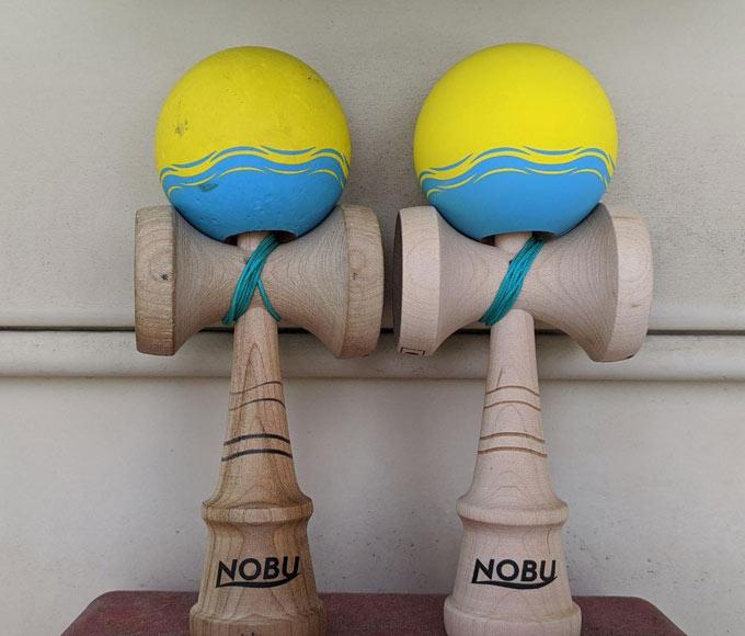 Nobu Nori Pro Model v1 v2 Comparison