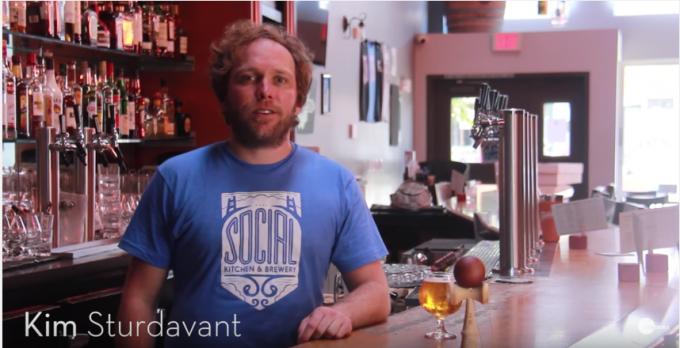 Social Kitchen and Brewery, Kendama, Kendama USA, Craft Beer,