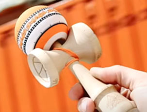 Zach Magnuson Pro Model Kendama USA