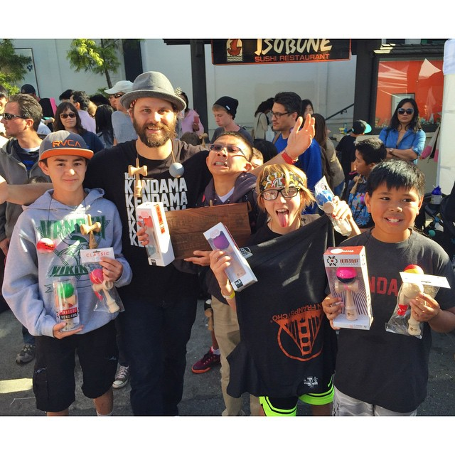 Kendama USA - 2015 Sakura Classic - Speed Ladder Winners