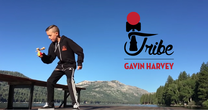 Gavin Harvey - Kendama USA | Tribe Team