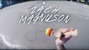 Zach Magnuson POV Kendama Edit #2 2019