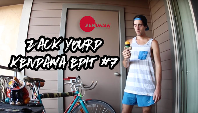 Zack Yourd Kendama Edit #7